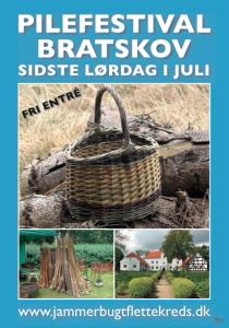 www.jammerbugtflettekreds.dk Pilefestival Bratskov plakat pileflet gratis entré Brovst